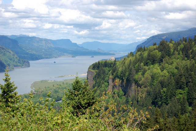 National Scenic Area Columbia Gorge