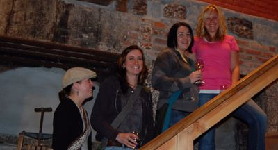 Group On Wine Tour